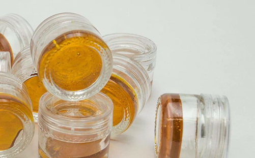 storing cannabis concentrates