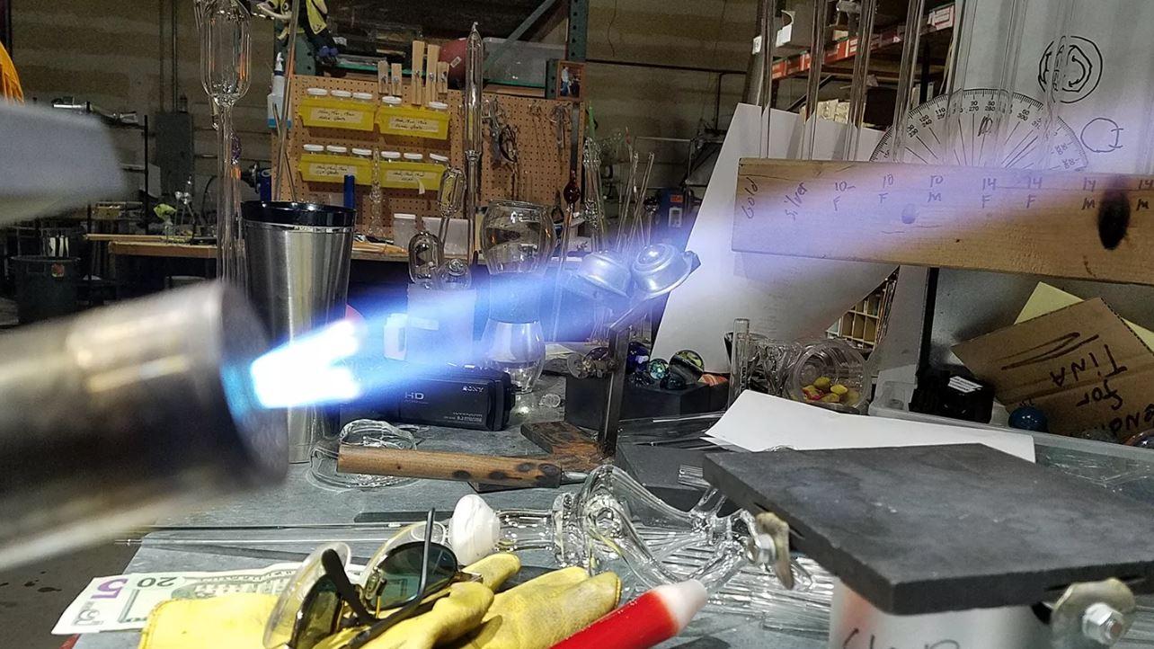 Oxidizing Flame